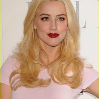 Make-up Beauty of the Day: Amber Heard