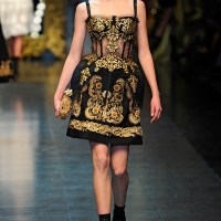 Milan Fashion Week Highlights: Dolce & Gabbana
