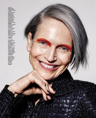 M Le Monde Magazine La Fleu de L'age Richard Burbridge
