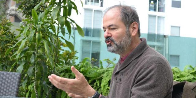 """Juan Villoro: """"Yo puedo dejar de escribir, pero no dejar de leer"""""""