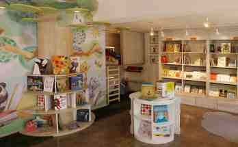 Lupas, librería infantil