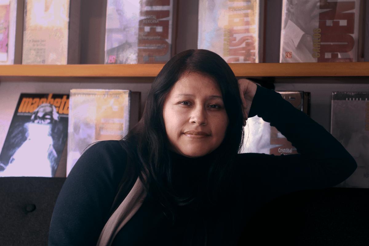"""""""Muerta"""" y """"Komakino"""", poemas de Erika Rodríguez"""