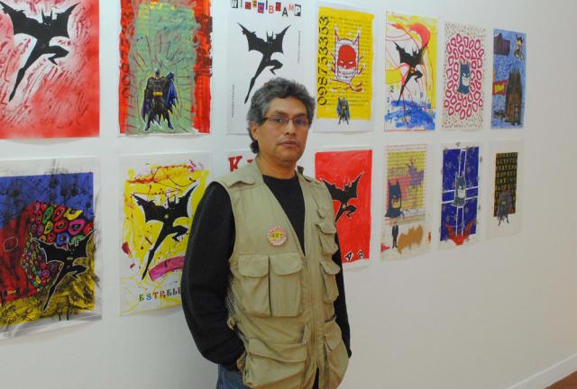 «Ángel Invisible» y «La ciudad de los espíritus», poemas de Miguel Lescano