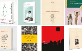Novedades en poesía en la FIL Lima 2018.