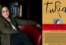 Carmen Ollé presentará la revista Turia en la FIL Lima.