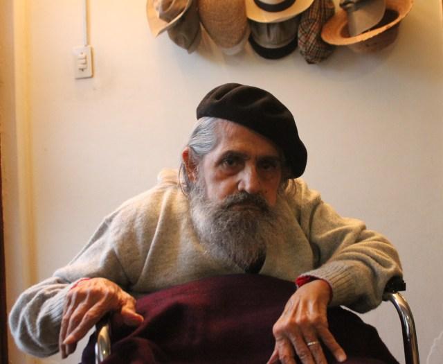 Presentan documental sobre el poeta José Ruiz Rosas