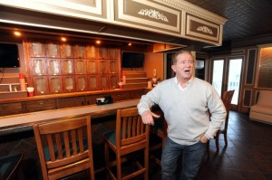 Tom Sherwood, owner of Saints and Sinners couples club in Atlantic City.