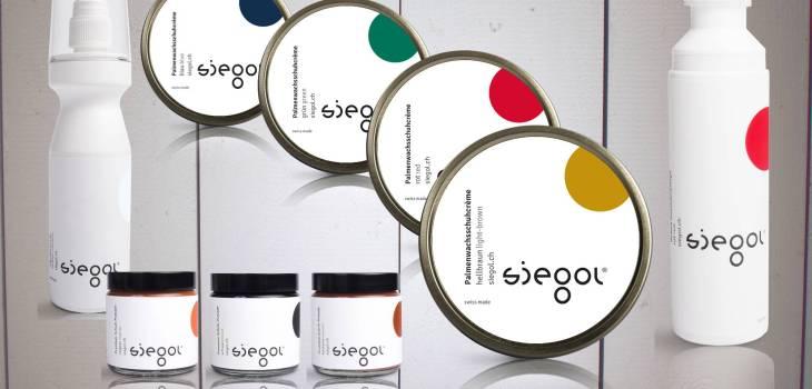 Siegol: emulsi vanwas en olie en de originele Palmwas