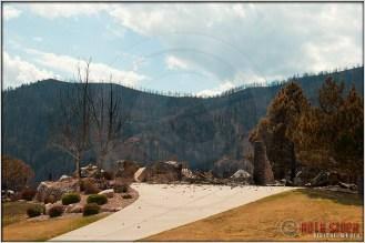 Mountain Shadows: Brogans Bluff Drive