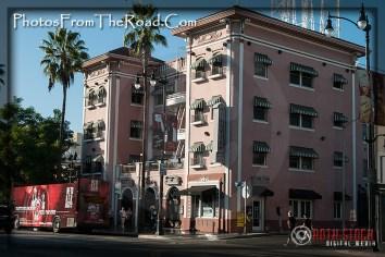 Hollywood Blvd. Street Scenes