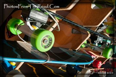 Skateboards for sale at the Venice Beach Boardwalk