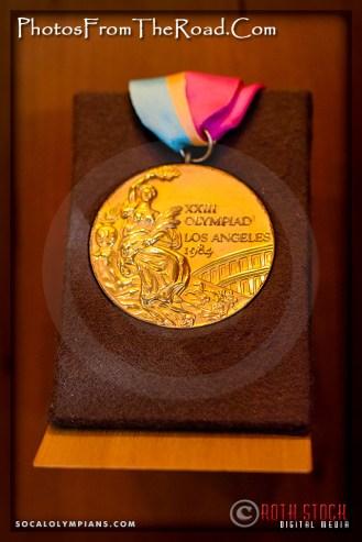 Medal: XXIII Summer Games - Los Angeles, California, USA 1984