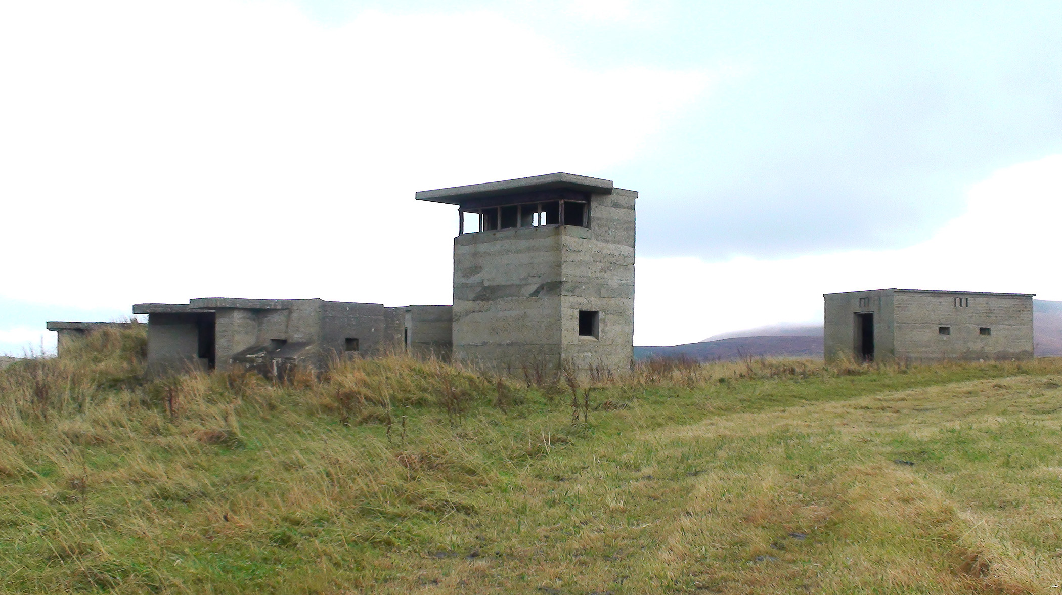 Skerry Coast Battery, Hoy, Orkney Islands, Scotland