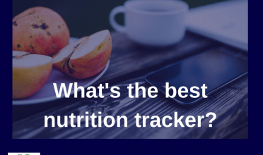 What's the best nutrition tracker?  Review of four popular ones.