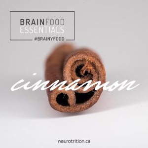 Brain Food Essential Cinnamon