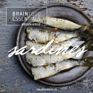 Brain Food Sardines