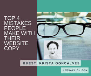 website copywriting mistakes