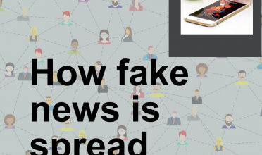 How fake news is spread