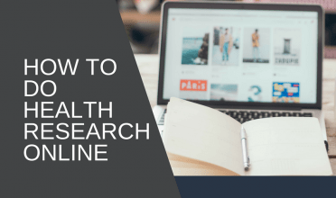 How to do Health Research Online