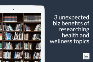 image of books in a smartphone for researching health and wellness topics topics