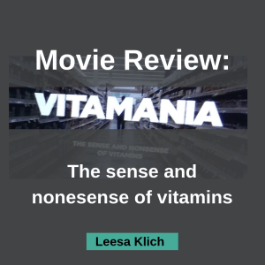 Vitamania movie review