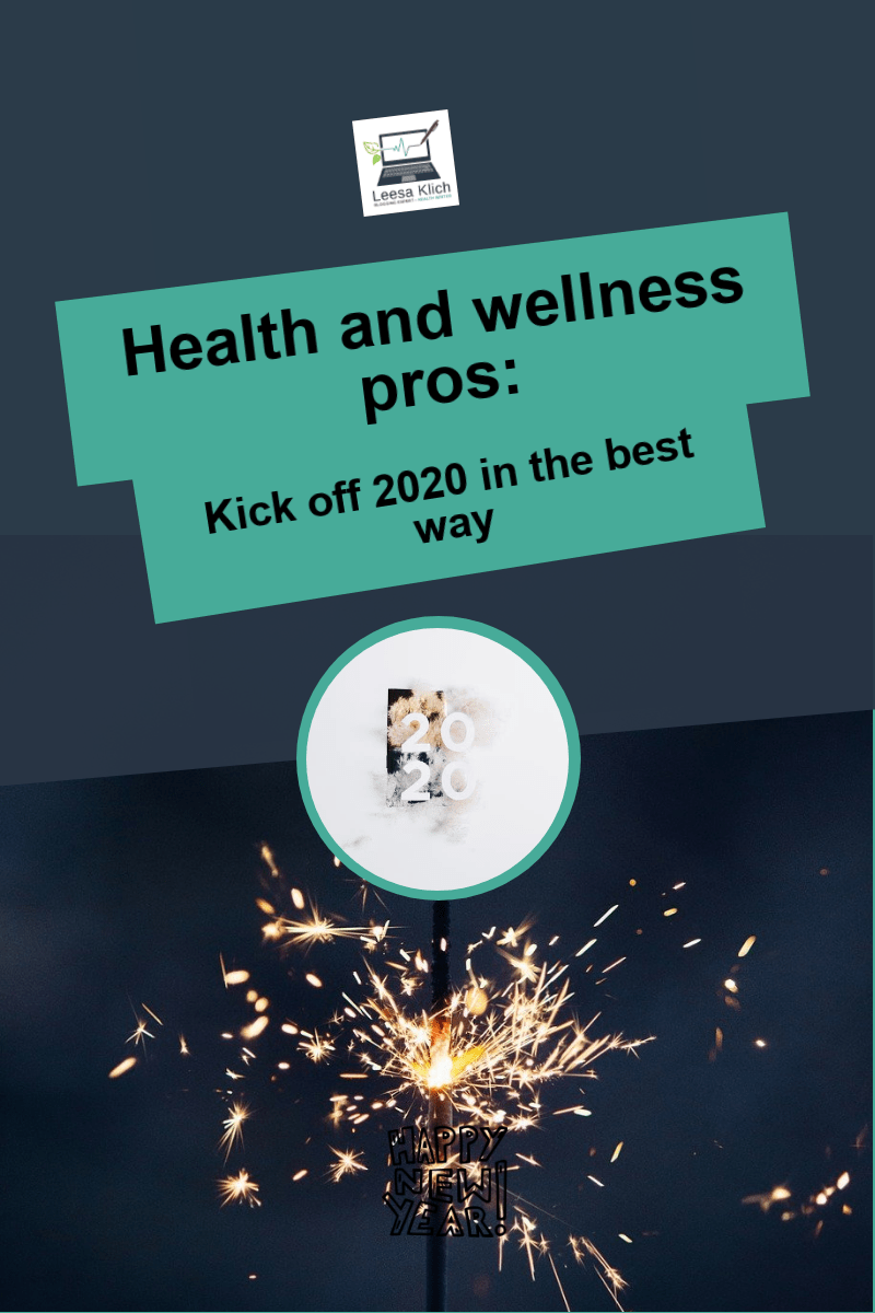 List of the best resources about wellness industry trends, keeping up-to-date with new health research, and getting more clients.
