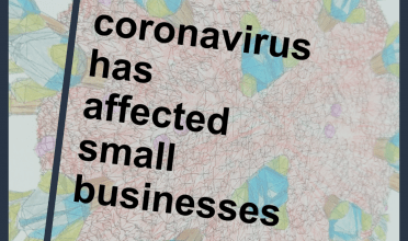The coronavirus has affected small businesses