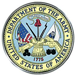 U. S. Army Emblem