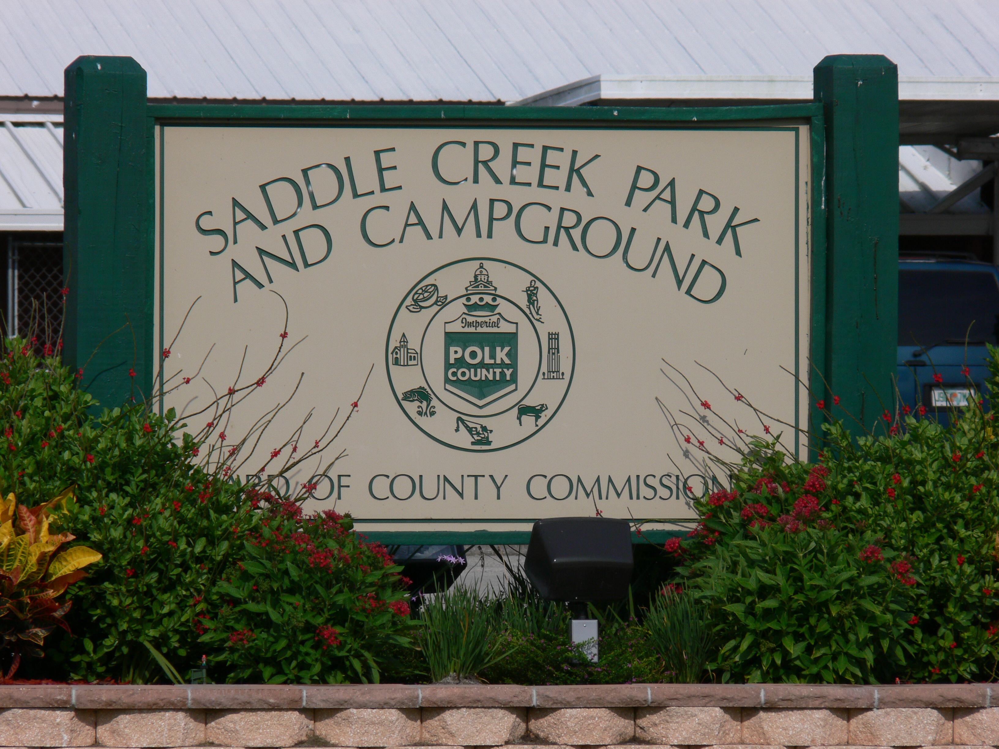 Saddle Creek Park - Polk County, FL