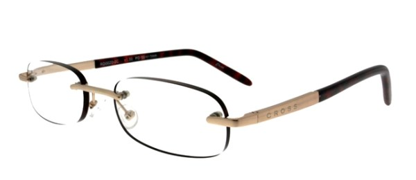 Leesbril Cross RD0020 goud/havanna