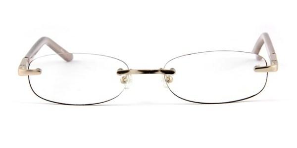 Leesbril Cross RD0140-1 bruin