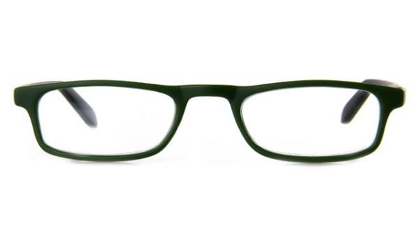 Leesbril FF 8351 03 legergroen/zwart