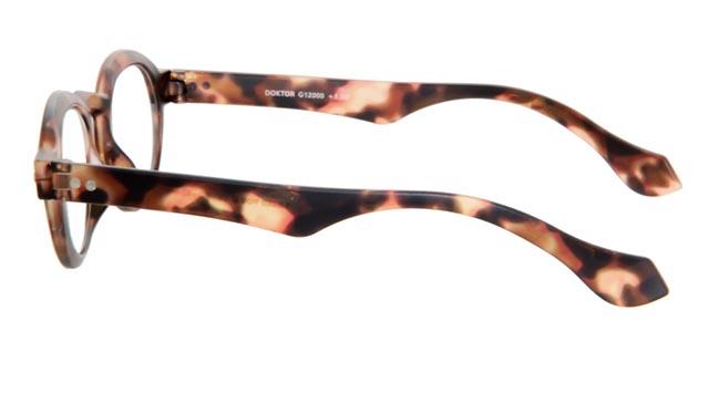 Leesbril INY Doktor G12000 havanna/bruin