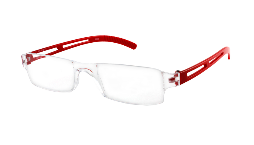 Leesbril INY Joy G61700 transparant-rood