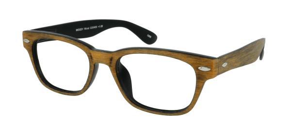 Leesbril INY Woody Wood G55400 bruin
