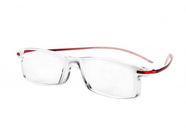 Leesbril Multifocaal MiniFrame 29053 transparant/rood