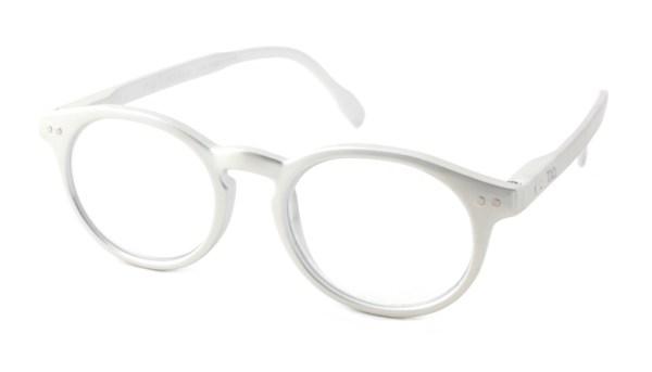 Leesbril Read Loop Tradition 2601-07 zilver