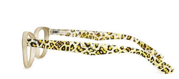 Leesbril Readloop Cauris 2604-02 panter