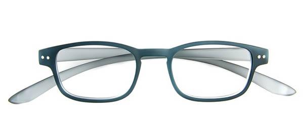 Leesbril Readloop Clan 2609-03 blauw/grijs