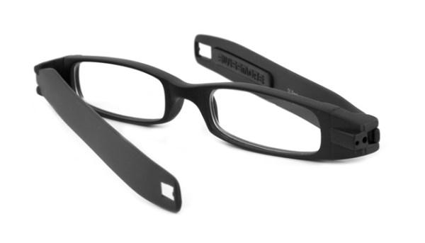 Opvouwbare leesbril Figoline zwart