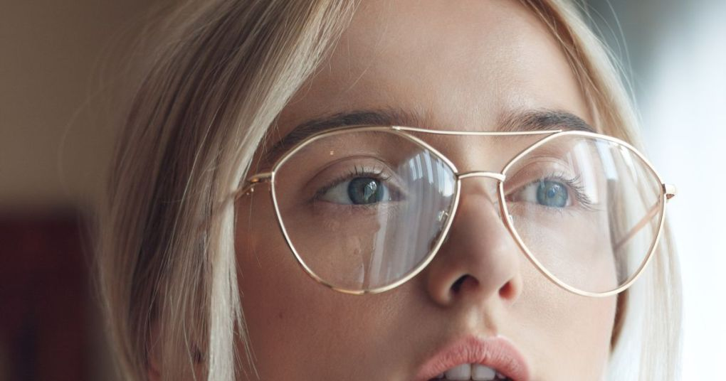 trendy dames leesbril