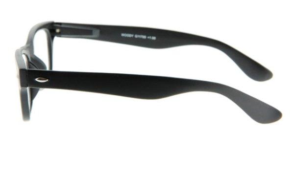 Leesbril INY Woody G11700 zwart