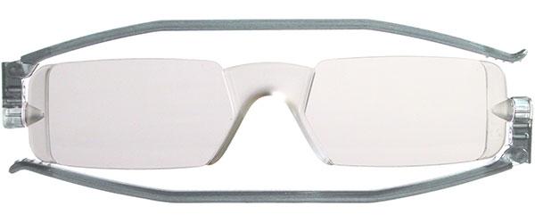 Leesbril Nannini compact opvouwbaar grijs