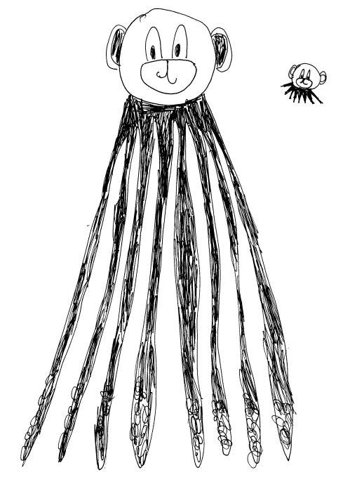 Monktopus Octokey