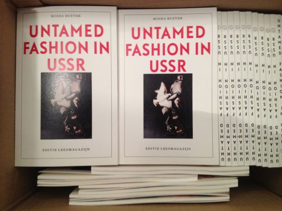 Untamed Fashion in USSR