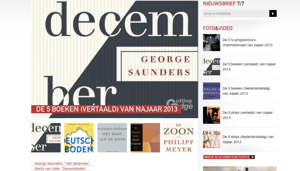 Cutting Edge: Deutschboden van Moritz von Uslar bij 5 beste vertaalde boeken.