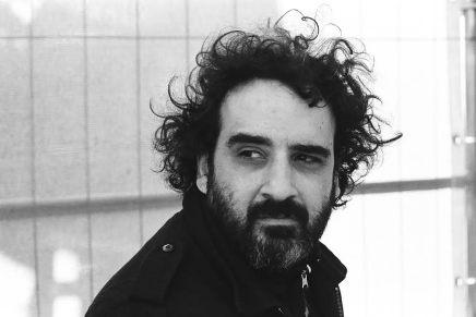 """Argentijnse dichter Martin Gambarotta in Perdu zondagmiddag 15 Juni en op Leesmagazijn@Creatavist met de column """"Lente"""" en gedichten"""