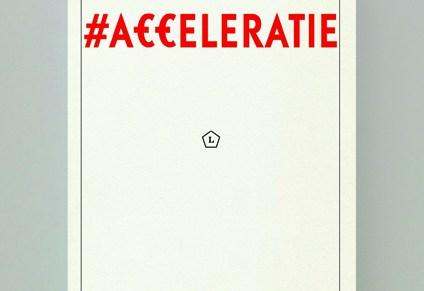 #Acceleratie,  Armen Avanessian (red.)