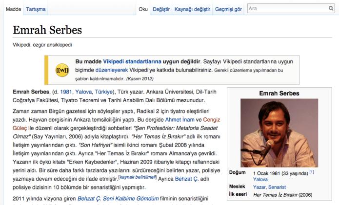 Emrah Serbes