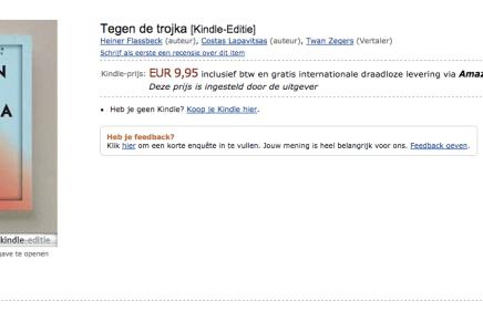 Tegen de trojka [Kindle-Editie] Heiner Flassbeck (auteur), Costas Lapavitsas (auteur)